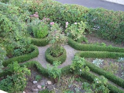 Geometrische Gärten